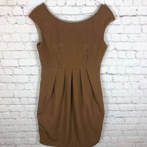 H&M Brown Dress Size 8